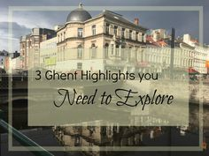 An ancient hidden gem, left much unnoticed in the Belgium tourism ads. Ghent is a city that is so rich in history, art, culture and preserved medieval and modern architecture that it can be a littl…