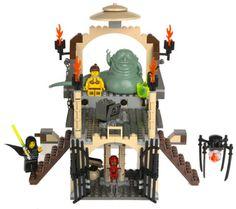 lego starwars jabba's palace