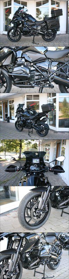 BMW R1200 GS LC Martin Edition Total Black