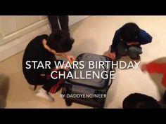 Daddy Engineer   Star Wars Birthday Challenge