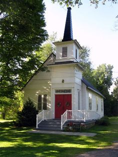 Finger Lakes Little White Church