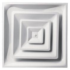 Accord Ventilation Ceiling Diffuser, x White Open Ceiling, Dropped Ceiling, Ceiling Lamp, Ceiling Diffuser, Best Diffuser, Fiberglass Insulation, Small Office, Diffusers, Cool Stuff