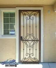 Image Result For Single Safety Door Grill Design