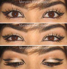 Extreme Cat Eyes | Beautylish