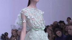 girlannachronism:  Elie Saab spring 2012 couture details