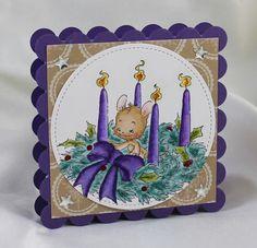 Tinas kreative Seite - Advent-Sonntags-Kalender