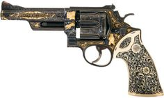 Smith & Wesson - Amazing craftsmanship.
