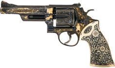 Smith & Wesson - Amazing craftsmanship.