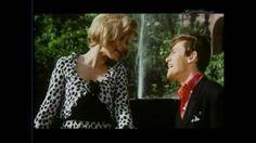 """Rex Gildo & Gitte in ihrem Film """"Jetzt dreht die Welt sich nur um dich"""" II"""