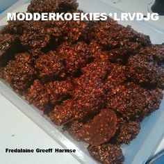 Brownie Pudding, Braai Recipes, Chicken Cake, South African Recipes, Food Inspiration, Sweet Recipes, Cookie Recipes, Sweet Treats, Deserts