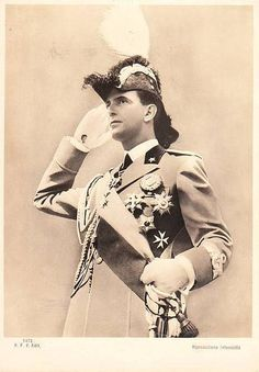 Kronprinz Umberto von Italien, future King Umberto II. of Italy 1904 – 1983