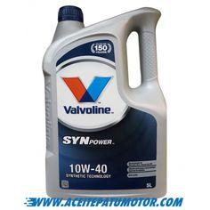 ACEITE VALVOLINE SYN POWER 10W40 5 LITROS