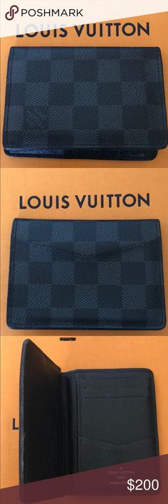Louis Vuitton wallet/pocket organizer.. like new! Pre-owner but looks like new ! No box .. no dust bag .. no tag .. ! Feel free to ask for it ! 😉 Louis Vuitton Accessories