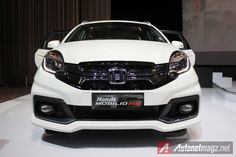 Honda Mobilio RS New Grille Best Wallpaper Gallery