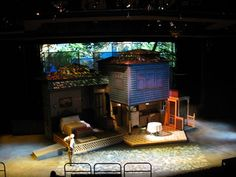 ontheroad29 - Staging the Play Death of a Salesman
