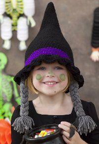 Bewitching Crochet Hat free crochet pattern