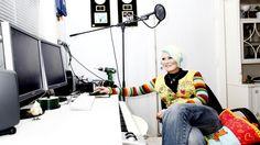 IKKE OPPDAGET: Først for fem år siden fikk Birgitte Moe (36) ADHD. —Jeg bygde opp destruktive handlingsmønstre for å skjule meg for andre, sier hun. Mange kvinner utvikler tilleggsproblemer som angst og depresjon.Foto: Kristin Svorte