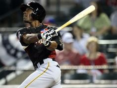 Starling Marte - Pittsburgh Pirates (Homers On First Pitch in the Majors)