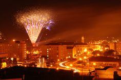 Fireworks over Pueblo Colorado by Carlie (Photo) | Weather Underground