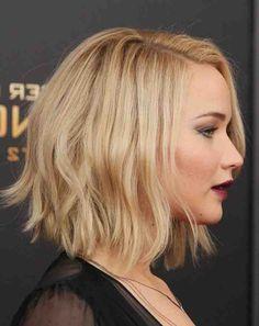 coupe cheveux carré court, Jennifer Lawrence