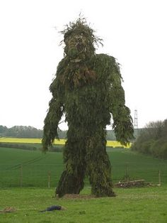 The Green Man - NOT The Wicker Man, at Butser Ancient Farm as part of Beltane… Wicca, Magick, Witchcraft, Wicker Man, May Days, Sabbats, Effigy, Green Man, British Isles