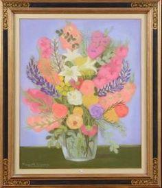 Margarita Lozano - Vase De Fleurs