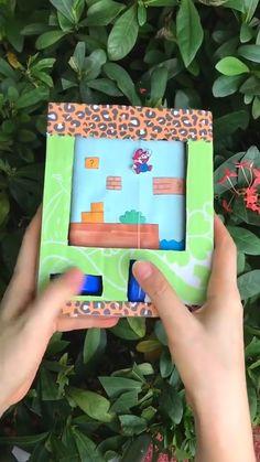 Diy Crafts Hacks, Diy Crafts For Gifts, Diy Home Crafts, Crafts To Do, Creative Crafts, Crafts For Kids, Easy Crafts, Diys, Boat Crafts