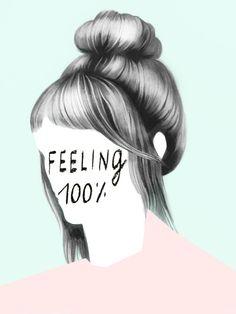 FEELING 100%