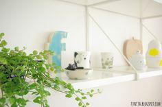 Ikea shelf and some sweet stuff ;) / półka z Ikea i kilka słit drobiazgów ;)