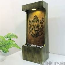Image Result For Waterfall Ganesha Mirror