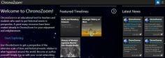 Chronozoom, la línea de tiempo histórica, permite ahora crear contenido propio