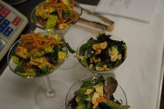 Martini Salad! By The Casual Gourmet!