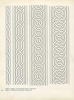 Pattern in Islamic Art, David Wade Islamic Art Pattern, Pattern Art, Pattern Design, Arabic Pattern, Blackwork, Celtic Patterns, Celtic Designs, Celtic Symbols, Celtic Art