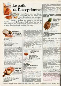"""100 Idées n° 101 - mars 1982 - Publicité pour Briochin de la série """"Faites-le avec 100 Idées"""" - réalisation Odette Reige - photos Christian Saunier - Stylisme Nathalie le Foll."""