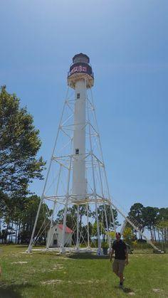 Port St Joe lighthouse florida
