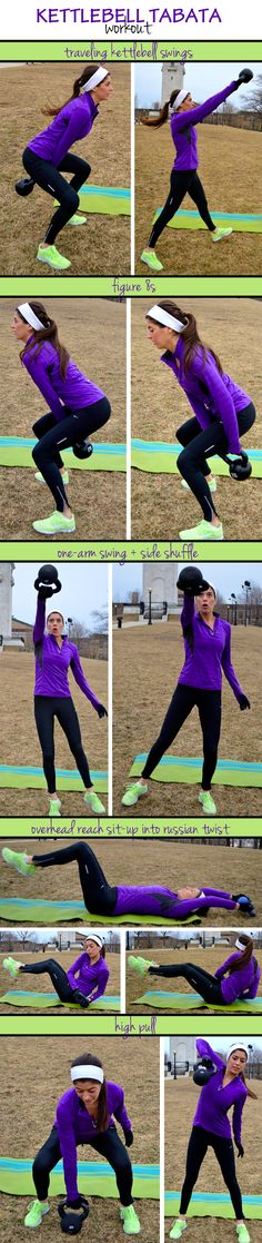 Pumps and Iron Kettleball Tabata workout. Our Skinny Mom Bloggers LOVE the kettleball. This workout utilizes some of the BEST moves. It will be a cardio/strength workout.