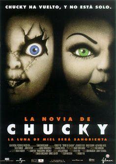 Chucky 4: La novia de Chucky - online 1998