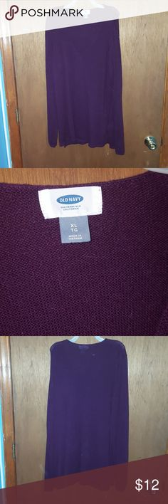 Super soft sweater Perfect for a snuggle session or cozy fall days Old Navy Sweaters