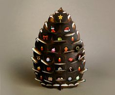 Little Pine Cone That Could Advent Calendar