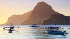 The dramatic seascapes of Palawan have captivated travelers for centuries. Beaches In The World, Places Around The World, Travel Around The World, Travel Images, Travel Pictures, Places To Travel, Places To See, El Nido Palawan, Cambodia Travel