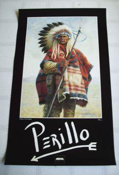Native-American-Perillo-Pride-of-the-Plains-1995-34-x-20-Poster
