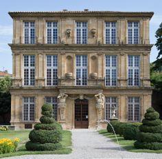 The Vendôme pavilion, Aix-en-Provence, Provence-Alpes-Côte d'Azur