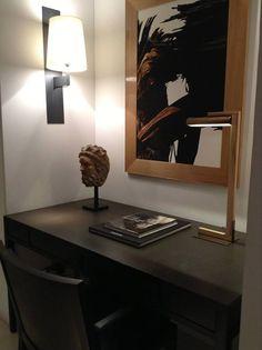 Maison&Objet 2014 news - Part 4: Designers visit to Christian Liaigre showroom in Paris - News / Events - Fifth Avenue