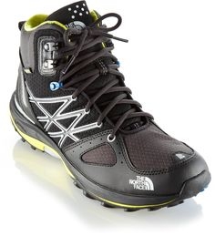The North Face Male Ultra Fp Mid Gtx Hiking Boots - Men's