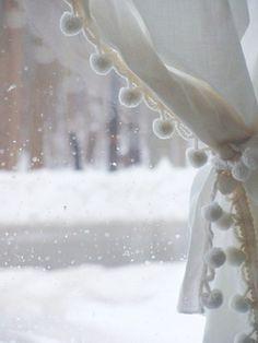 1.2.3 Paris - Chic... C'est bientôt Noël ! #123paris #neige #blanc