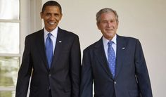 ★President Obama's numbers show Americans disapprove of the job he is doing; Just like GW Bush.★