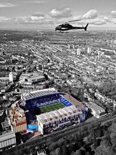 Stamford Bridge - Home of Chelsea Football Club - can find Chelsea fc and more on our website.Stamford Bridge - Home of Chelsea Football Club - Chelsea Stadium, Fc Chelsea, Chelsea Football, Soccer Stadium, Football Stadiums, Football Gif, College Football, Chelsea Fc Wallpaper, Chelsea Wallpapers