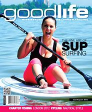 GoodLife Mississauga July/August 2012  SUP cover