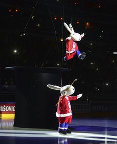CZE  hockey mascots  IIHF  WC  2015  Bob a Bobek http://isport.blesk.cz/galerie/blesk-sport/232022/?foto=5