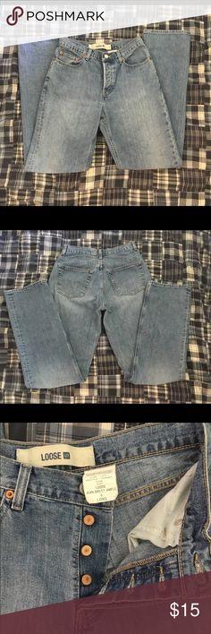 Gap Loose High Waist Jeans Gap Loose High Waist Jeans GAP Jeans